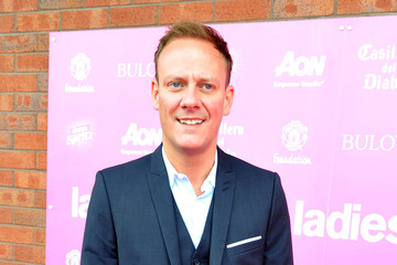 Antony Cotton Manchester United Foundation Ladies Lunch