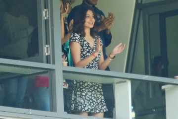 Anushka Sharma Australia v India: 3rd Test - Day 5