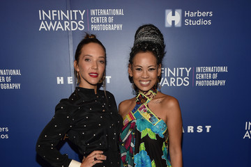 Anya Ayoung-Chee The International Center of Photography's 33rd Annual Infinity Awards