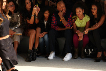 Aoki Lee Charlotte Ronson - Front Row - Spring 2013 Mercedes-Benz Fashion Week
