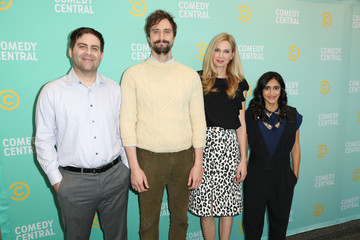 Aparna Nancherla Comedy Central Press Day In Los Angeles