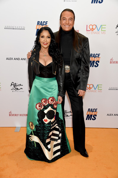 26th Annual Race To Erase MS Gala - Arrivals