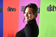 """Ashley Graham attends the Apple TV+'s """"The Morning Show"""" World Premiere at David Geffen Hall on October 28, 2019 in New York City."""