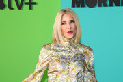 """Candace Bushnell attends Apple TV+'s """"The Morning Show"""" World Premiere at David Geffen Hall on October 28, 2019 in New York City."""