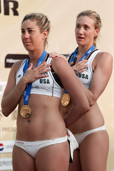 Kerri Walsh-Jenningss Leaked Cell Phone Pictures