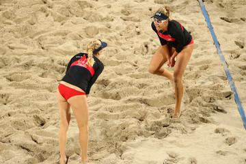 April Ross Beach Volleyball - Olympics: Day 5