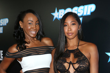 Apryl Jones Bossip Best Dressed List Event