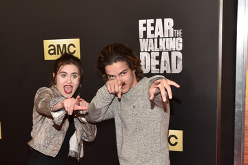 Aramis Knight Premiere of AMC's 'Fear the Walking Dead' Season 2 - Arrivals