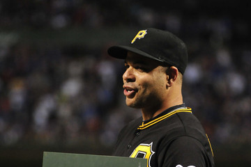 Aramis Ramirez Pittsburgh Pirates v Chicago Cubs