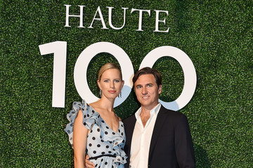 Archie Drury Haute Living's Haute 100 10th Anniversay Party At Swan Miami