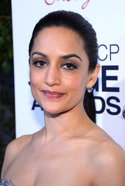 Archie Panjabi - 44th NAACP Image Awards - After Party