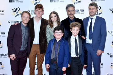 Archie Yates 'JoJo Rabbit' European Premiere - 63rd BFI London Film Festival