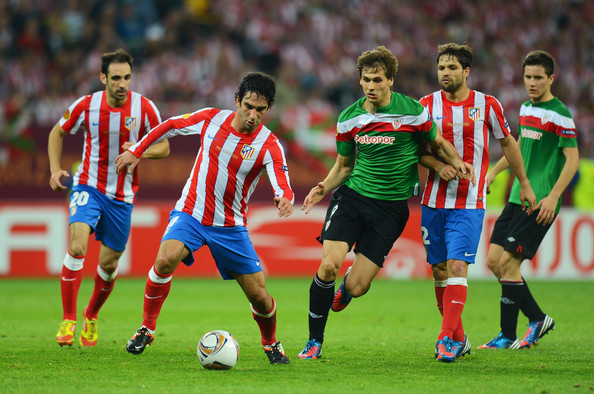 Image result for atletico madrid - bilbao 2012