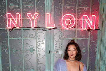 Arden Cho NYLON Young Hollywood Party At AVENUE Los Angeles