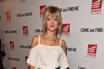 Arden Myrin Premiere Of Saban Films' 'Come And Find Me' - Red Carpet