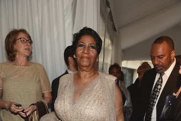 Aretha Franklin Atlantic Media's 2016 White House Correspondents' Association Pre-Dinner Reception