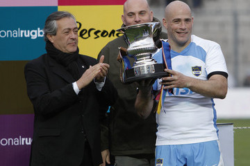 Felipe Contepomi Argentina v Italy - Rugby Test Match