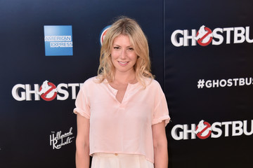 Ari Graynor Premiere of Sony Pictures' 'Ghostbusters' - Arrivals