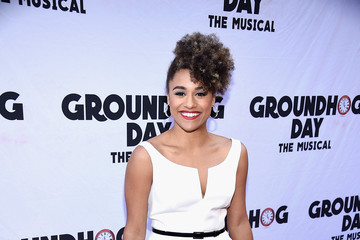 "Ariana DeBose ""Groundhog Day"" Broadway Opening Night - Arrivals & Curtain Call"