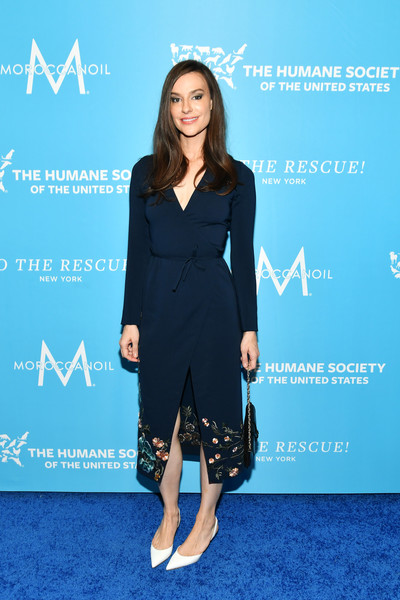 The Humane Society Of The United States To The Rescue! New York Gala 2019 - Arrivals