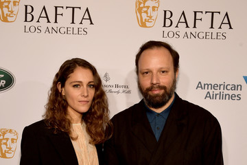 Ariane Labed The BAFTA Los Angeles Tea Party - Arrivals