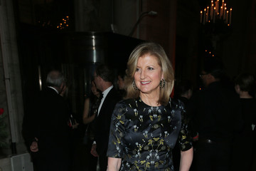 Arianna Huffington Berggruen Prize Gala Honoring Philosopher Charles Taylor - Arrivals