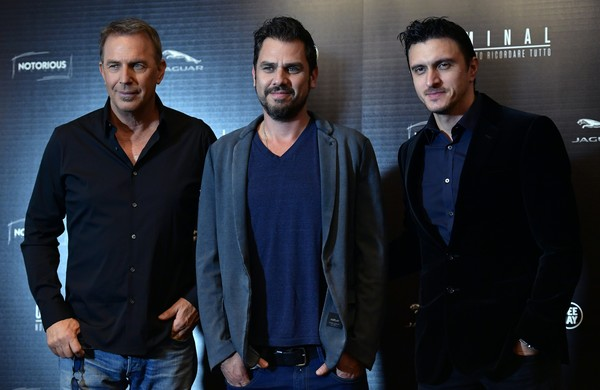 'Criminal' Photocall in Rome