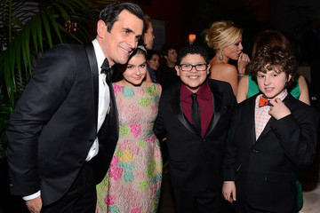Ariel Winter Ty Burrell Fox Honors Their 70th Annual Golden Globe Awards Nominees And Winners At The Fox Pavilion At The Golden Globes - Inside