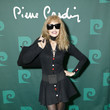 """Arielle Dombasle """"House Of Cardin"""" Special Screening At Theatre Du Chatelet In Paris"""