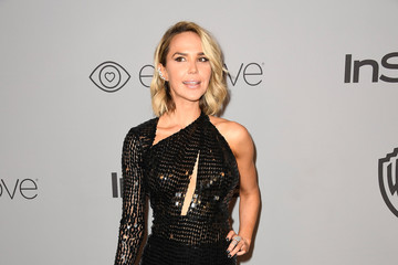 Arielle Kebbel Warner Bros. Pictures And InStyle Host 19th Annual Post-Golden Globes Party - Arrivals