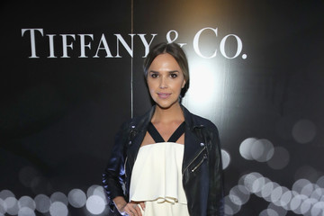 Arielle Kebbel Tiffany HardWear Los Angeles Preview With the Art of Elysium