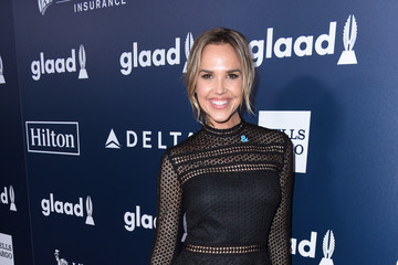 Arielle Kebbel 28th Annual GLAAD Media Awards in LA - Red Carpet & Cocktails