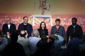 Ariyon Bakare 'Frankie' Press Conference - The 72nd Annual Cannes Film Festival