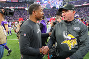 Mike Zimmer Photos Photo