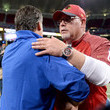 Jeff Fisher and Bruce Arians Photos