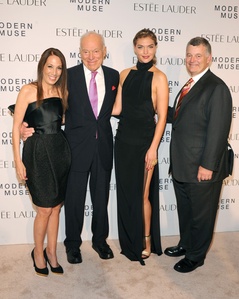 Arrivals at the Estee Lauder Fragrance Party