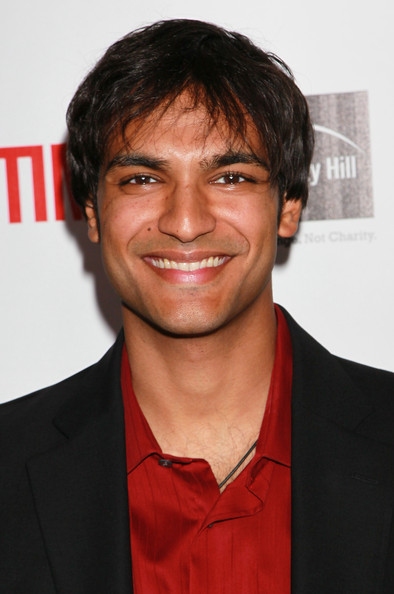 Arjun Gupta Pictures Showtime 2010 Emmy Nominee
