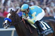 Mike Smith and Bodemeister Photos Photo