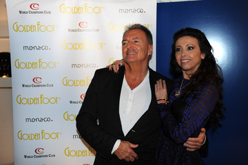 Armand Assante Preparations for the Golden Foot Award in Monaco