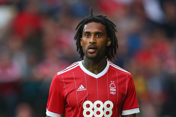 Armand Traore Notts County v Nottingham Forest - Pre Season Friendly