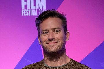 Armie Hammer 'Call Me By Your Name' Press Conference - 61st BFI London Film Festival