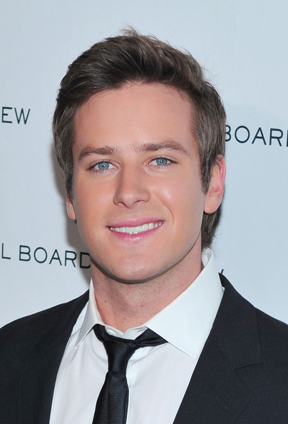 Armie Hammer Pictures 2011 National Board Of Review Of