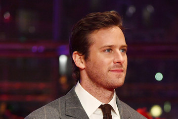 Armie Hammer 'Final Portrait' Premiere and Geoffrey Rush Awarded With Berlinale Camera - 67th Berlinale International Film Festival