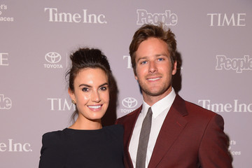 Armie Hammer People/TIME WHCD Cocktail Party