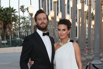 Armie Hammer LACMA 50th Anniversary Gala Sponsored By Christies - Red Carpet
