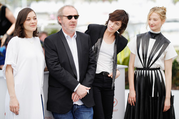 Arnaud Desplechin 'Ismael's Ghosts (Les Fantomes d'Ismael)' Photocall - The 70th Annual Cannes Film Festival