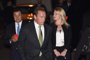 Arnold Schwarzenegger 24th Annual Environmental Media Awards Presented By Toyota And Lexus - Arrivals