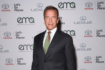 Arnold Schwarzenegger 24th Annual Environmental Media Awards Presented By Toyota And Lexus - Red Carpet