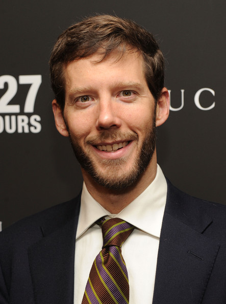 "Aron Ralston Aron Ralston attends the New York premiere of ""127 Hours"" at"