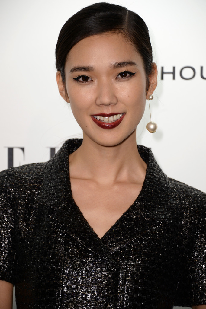 Tao Okamoto Tao Okamoto Photos Arrivals At The Elle